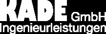 Logo der Kade GmbH.